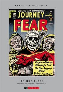Pre-Code Classics Journey Into Fear  Volume Three